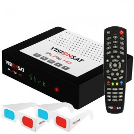 VisionSat Play - HD - Wi-Fi