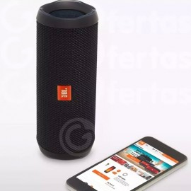 Caixa Portatil Jbl Flip 4 Bluetooth