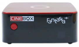 Cinebox Fantasia+ - Linha Plus Cinebox