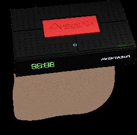 AUDISAT K30 AVENTADOR -  IKS-SKS-ACM-WiFi