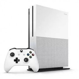 Xbox One S 500gb Slim Microsoft 4k Branco