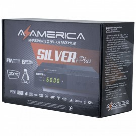 Azamerica Silver Plus - ACM, WiFi