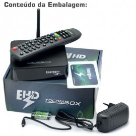 Tocombox Energy HD  IKS SKS