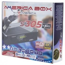 America Box S-305 Plus 2020 - 4K