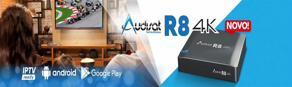 Audisat R8