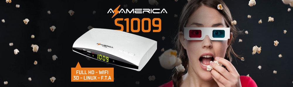 S1009 Plus Azamerica