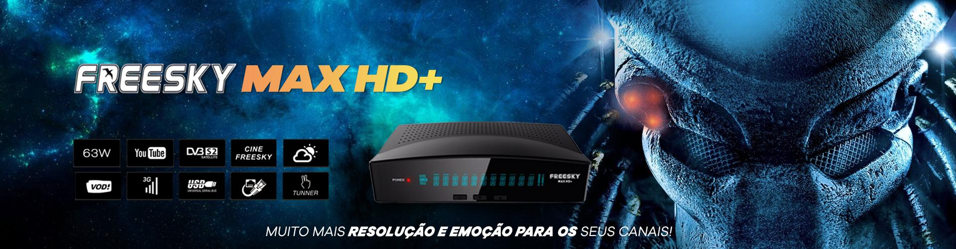 Freesky HD+