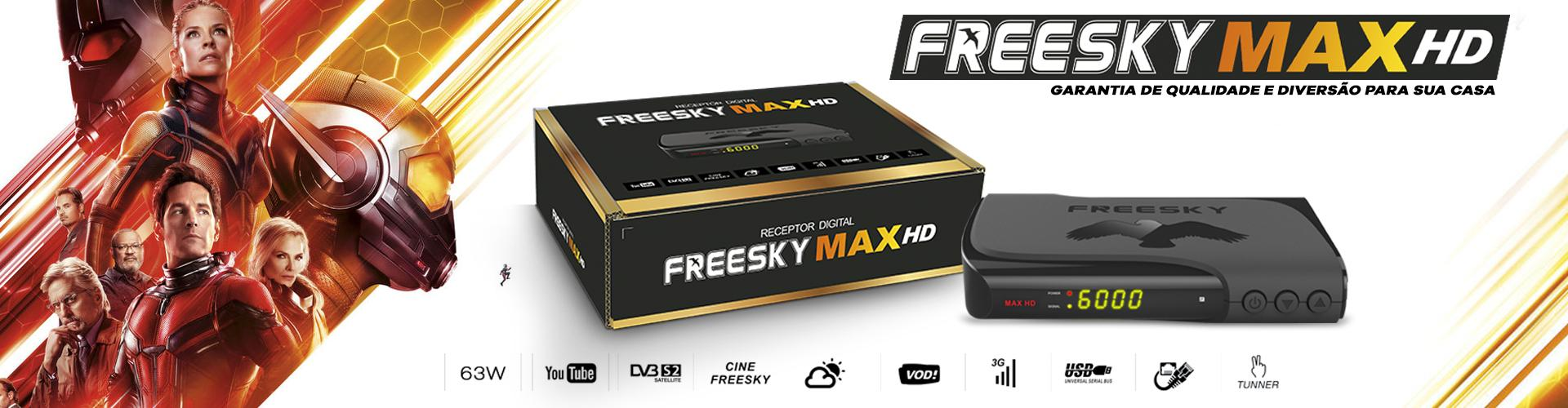 Freesky HD Mini