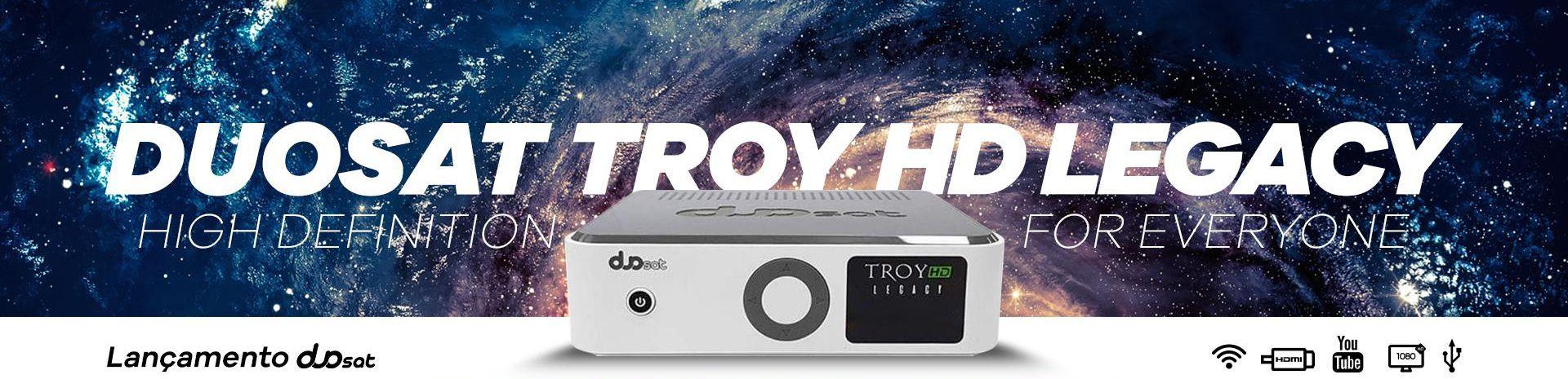 Troy Legacy