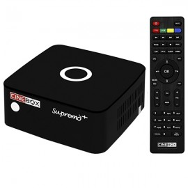 Cinebox Supremo Plus+ ACM, WiFi, IKS, SKS, Lançamento Cinebox 2017