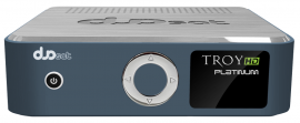 Duosat Troy HD Platinum - Lancamento 2019