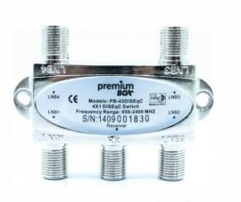 CHAVE DISEQC PREMIUMBOX PB-43DS 4X1