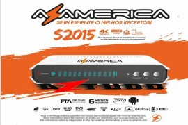 Azamerica S2015 - Android Nougat 7.0 Top de Linha 2018
