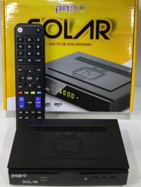Pop Tv Solar GX - Lançamento