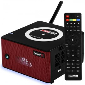 Cinebox Power X - c/ Carregador Wifi Celular - Lançamento 2020