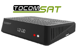 Tocomsat Turbo S - ACM, Full HD, WiFi 3 Tunners - Lançamento 2017