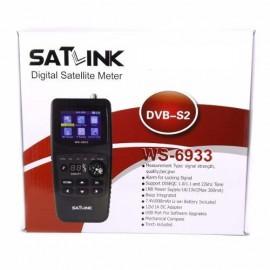 Localizador De Satelite Satlink Ws 6933 DVB-S2