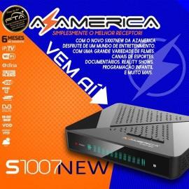 Azamerica S1007 New - UHD - WiFi - Modelo 2019