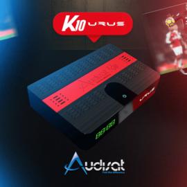 Audisat K10 - Urus, IKS, SKS, ACM