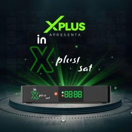 In X Plus Sat - Modelo Antenas