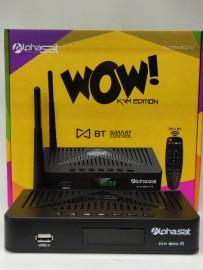 Alphasat WoW - Lancamento