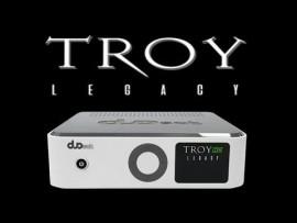 Duosat Troy HD Legacy - ACM, IKS, SKS, WiFi, Lancamento 2018