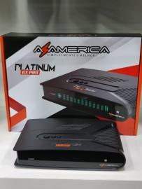 Azamerica Platinum GX Pro - Lançamento