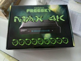 Freesky Max 4k IKS SKS ANDROID ACM